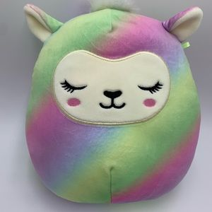 Squishmallow New Leslie, rereleased 2021, New Face